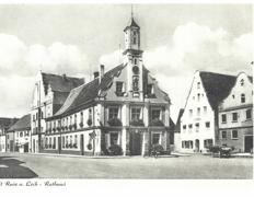 Rain am Lech 1950