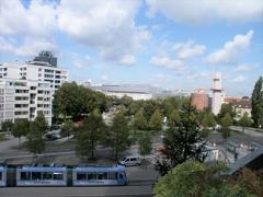Ausblick in die Stadt