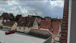 Über den Dächern von Donauwörth