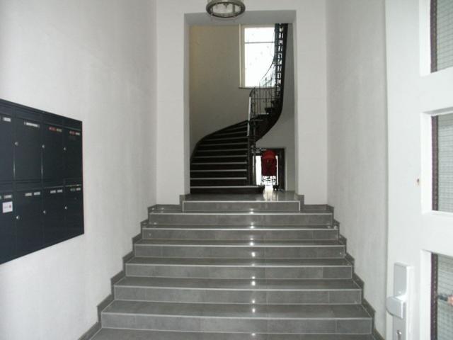 Eingang/Treppenhaus EG