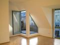 Wohnzimmer - Balkonblick