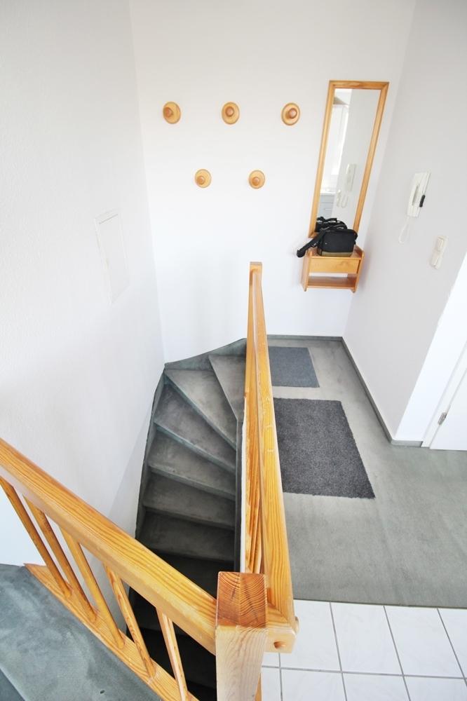 Treppenaufgang Wohnung