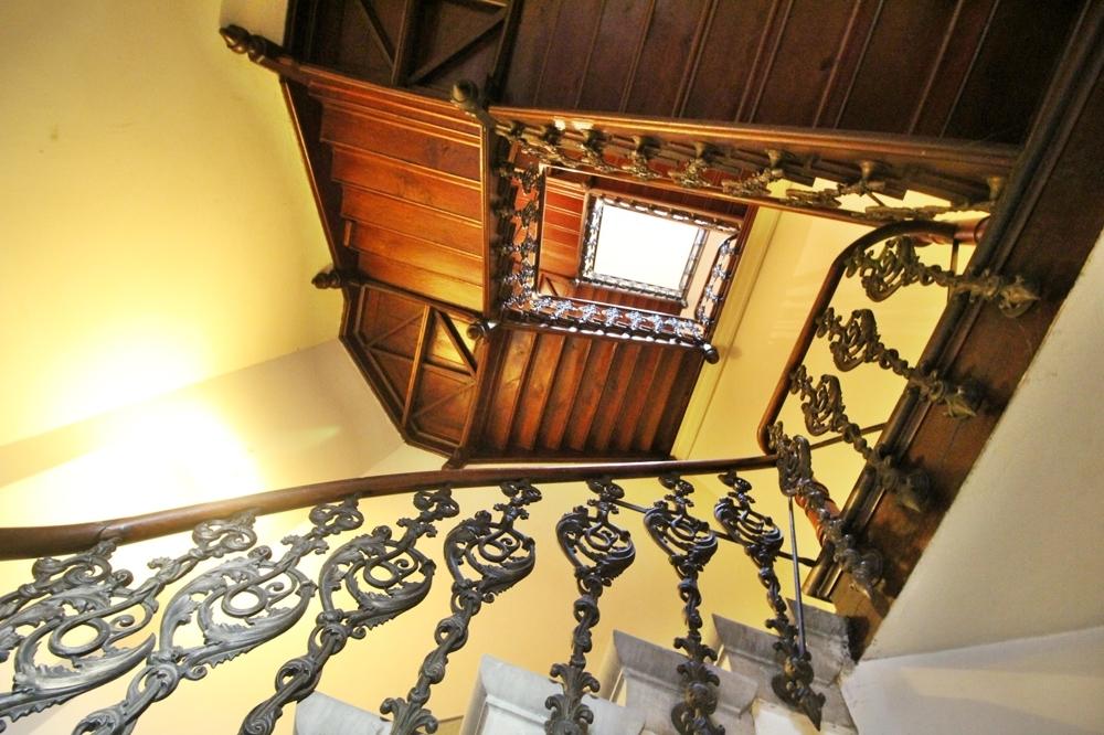 Treppenhaus Hausflur
