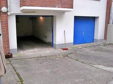 Garagenansicht