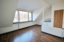 Wohnraum mit Küchenpantry
