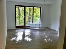 Wohnzimmer mit Balko