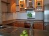 Einbauküche mit Geschirrspüler und Waschmaschine