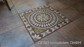 Detailaufnahme Fußboden