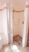 Ebenerdige Dusche