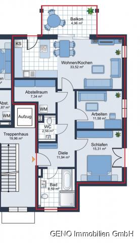 Wohnung Nr. 5