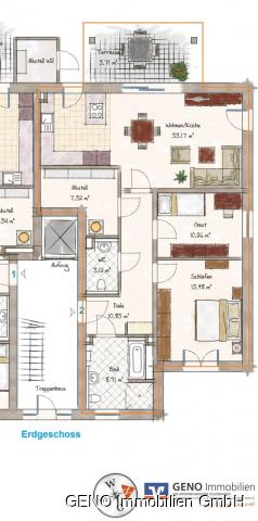 Wohnung Nr. 2 (Rene Schomborg)