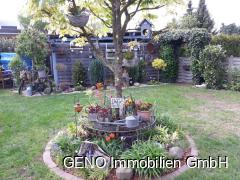 Detailaufnahme-Garten