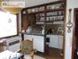 Wohnzimmer mit Kochküche