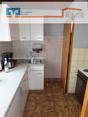 Kochküche mit angr. Spind