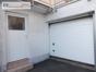 Garage mit Zugang zum Heizungsraum