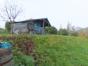 Wiesengrundstück mit Gartenhaus