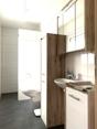 WC mit Dusche Erdgeschoss