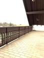 Balkon Dachgeschoss