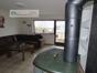 Wohnzimmer mit Ofen und Zugang TerrasseMG_1762