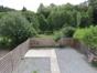 Terrasse mit Grundstück