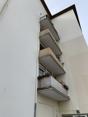 Hintere Ansicht/Balkone
