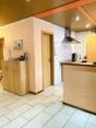 Küchenbereich/Abstellraum Zugang