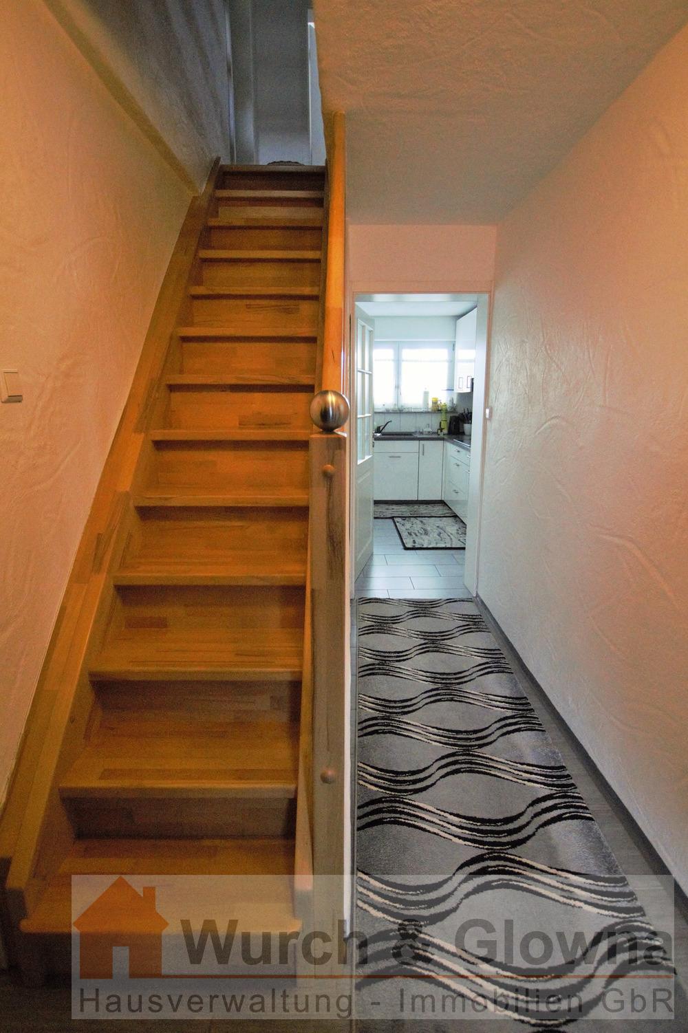 Treppe Einfamilienhaus