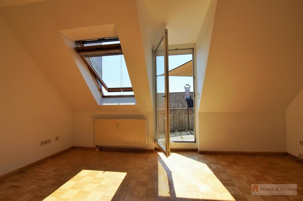 Balkonausgang