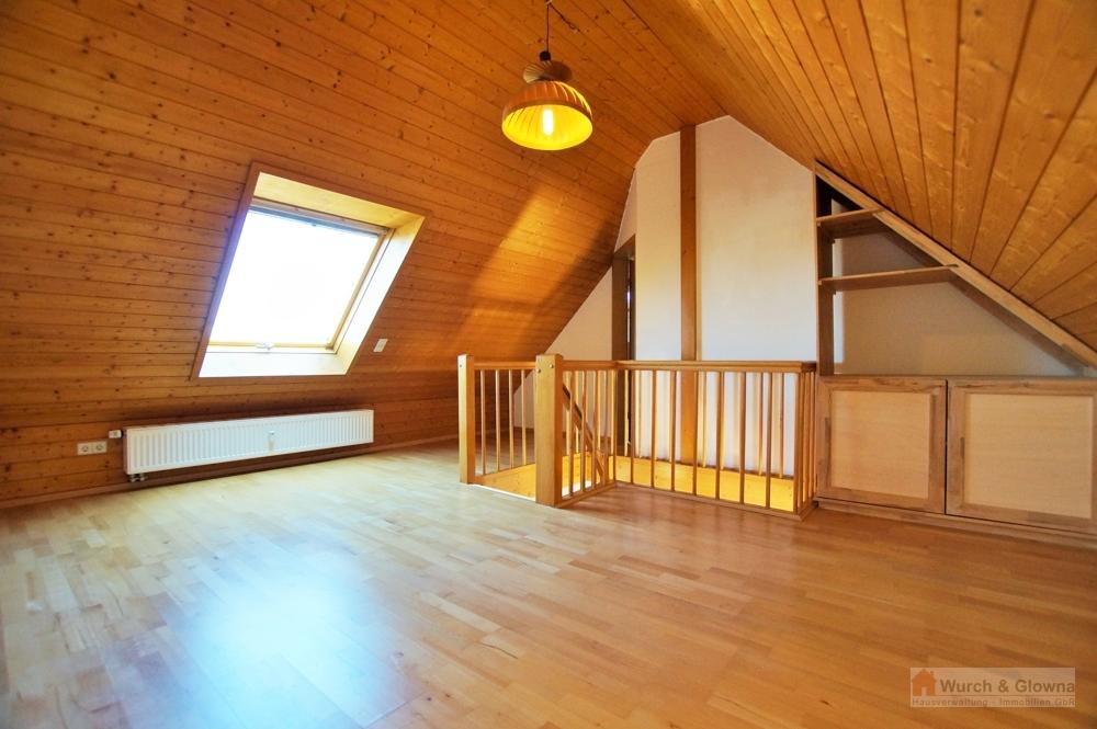 Treppenaufgang (Dachgeschoss)