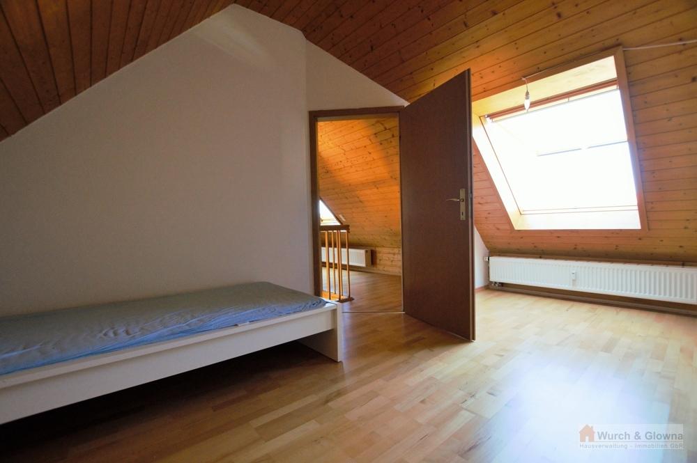 Dachgeschoss Zimmer 5 (Nordseite)