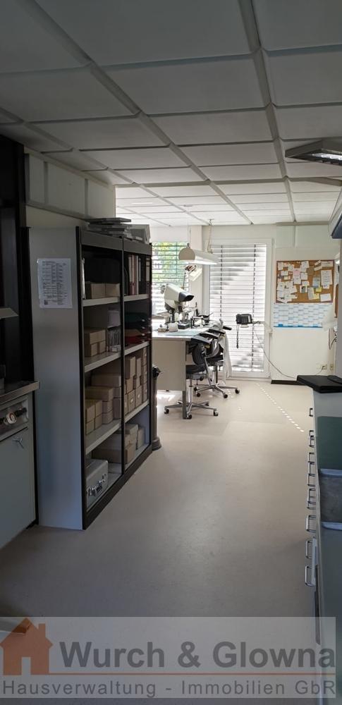 Innenansicht Labor 02