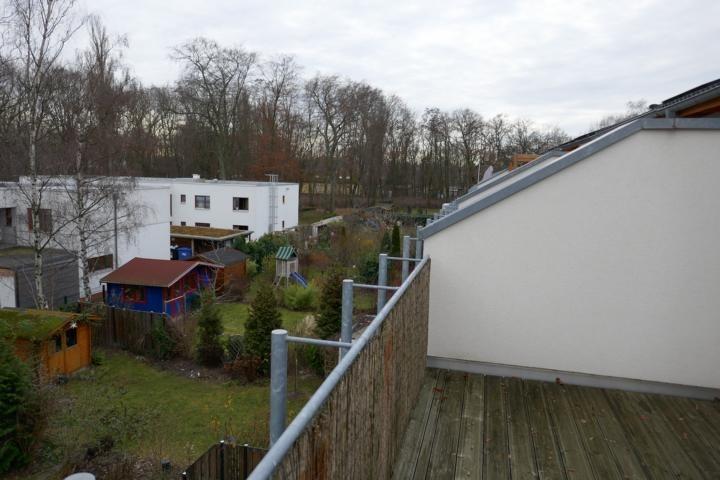 Ausblick Dachterrase