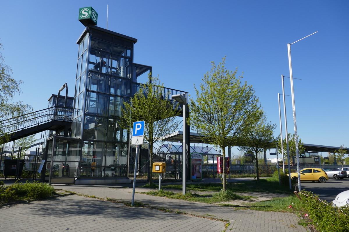 S-Bahnhof Birkenstein