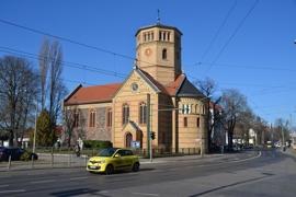 Kirche in Niederschönhausen