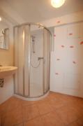 Duschbad im Gartengeschoss