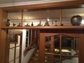 verglastes Treppenhaus