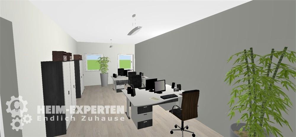 Büro 29m2_Schaubild