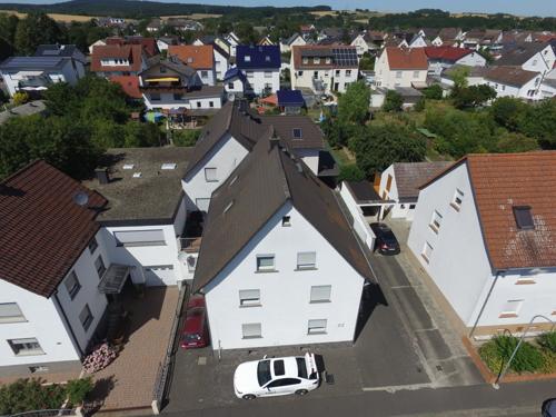 Luftaufnahme von Vorne