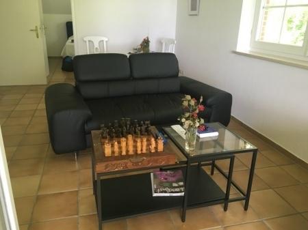 Wohnzimmer / Essecke