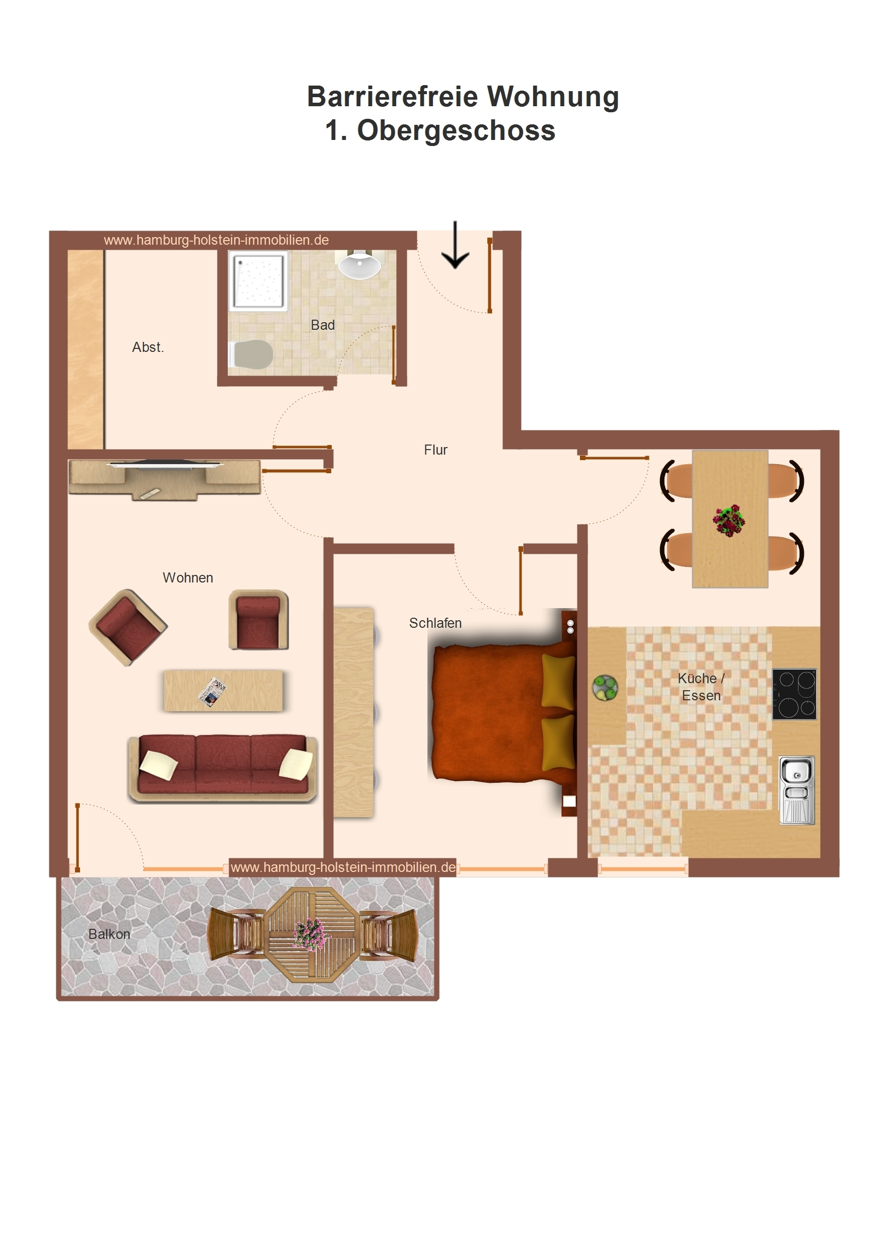 2017-04-21 Barrierefreie Wohnung