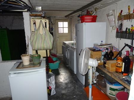 HWR und Werkstatt im Keller