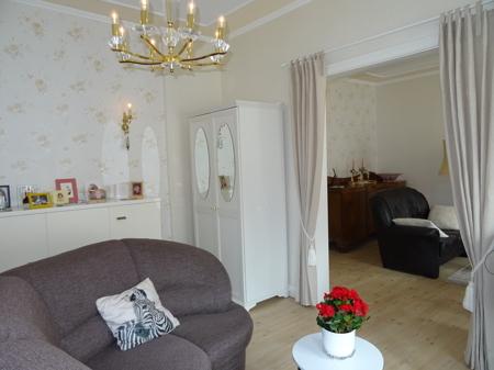 Blick Schlafzimmer/Wohnzimmer