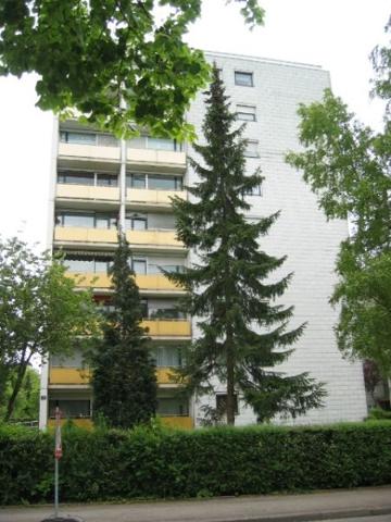 Mehrfamilienhaus Außenansicht