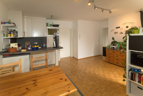 Wohnküche Mietwohnung
