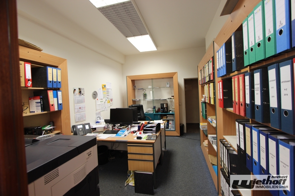 Ladenlokal (hinterer Teil (Büroräume))