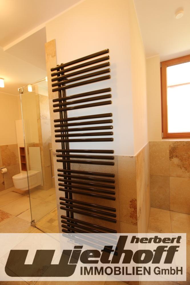 Barrierefreies Duschbad im EG mit japanischem WC