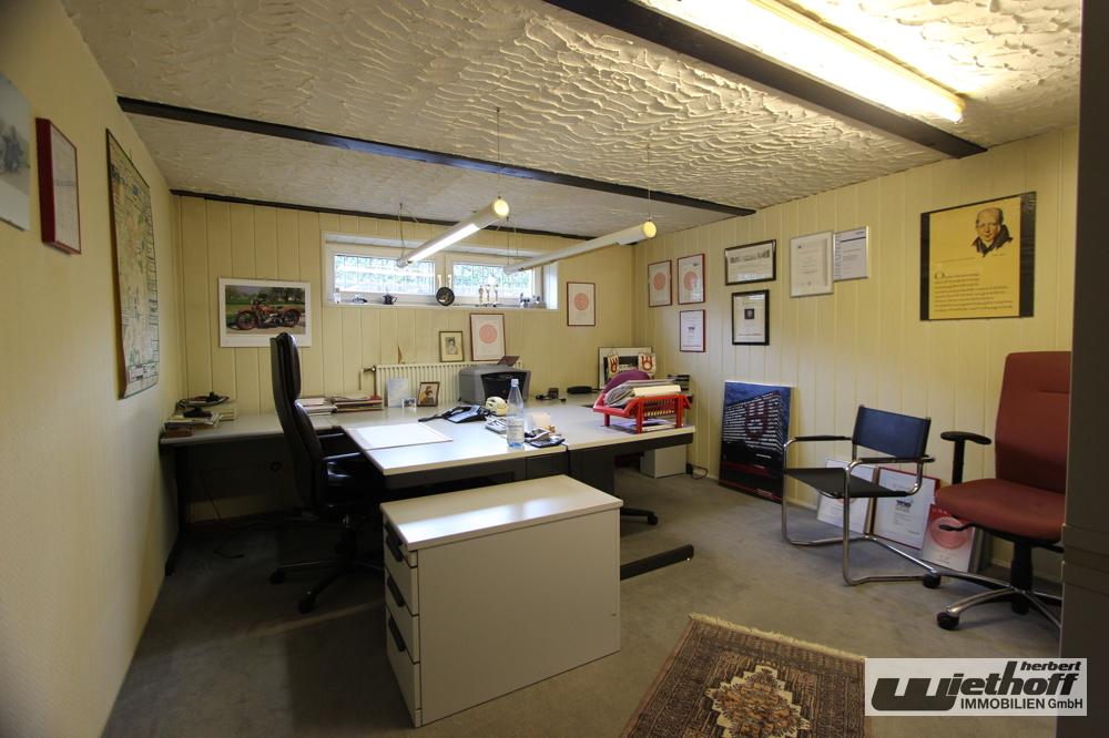 Büroraum im KG