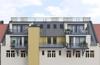 Außenansicht DG-Wohnungen Wien - Augarten