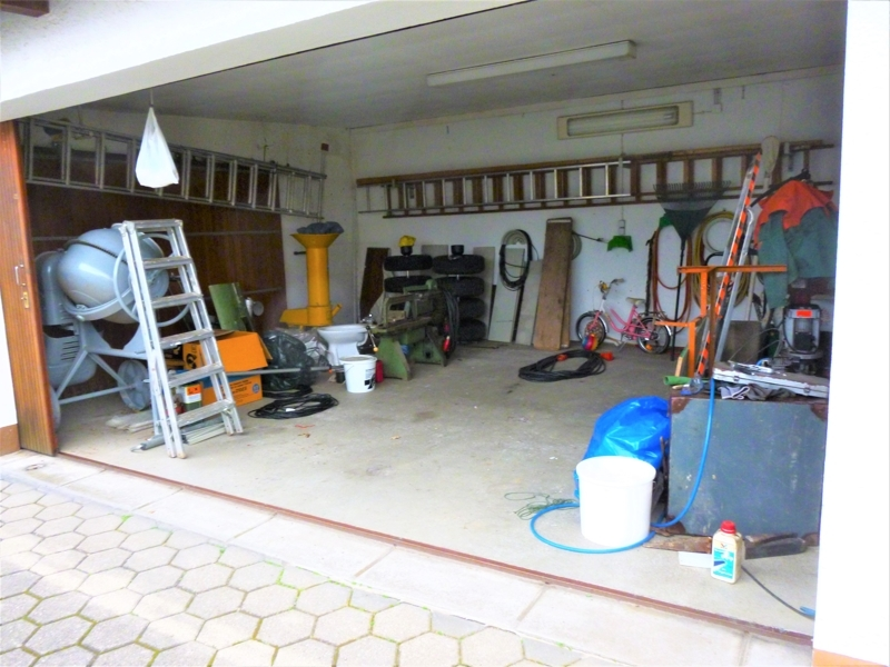 17113N Garage f. 3 PKW