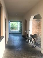 Eingang Wohnanlage